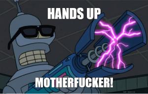 Bender Meme