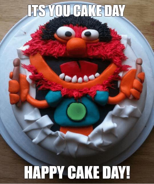 Cake Day Memes