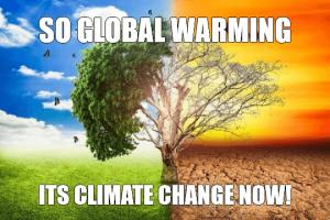 Climate Change Meme