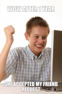 First Day on the Internet Kid Meme