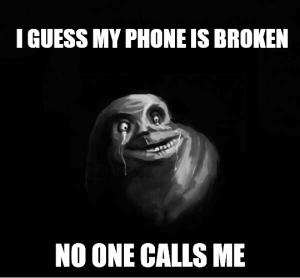 Forever Alone Meme