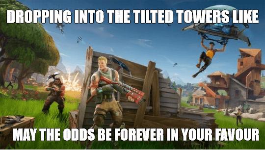 Fortnite Meme