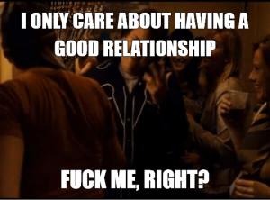Fuck Me Right Meme
