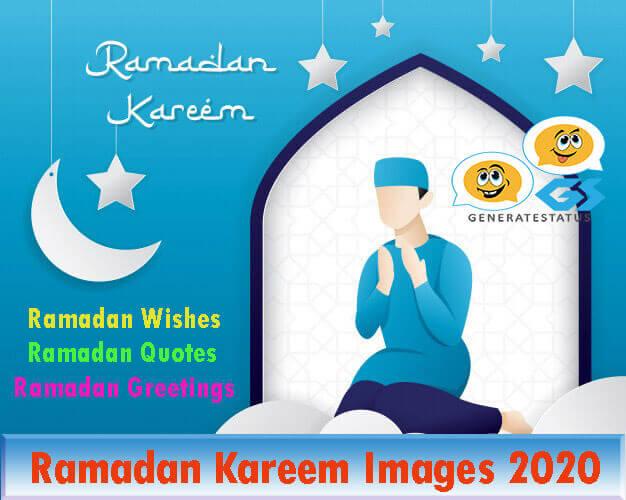 Ramadan Kareem Images 2020