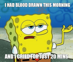 Tough Spongebob Meme