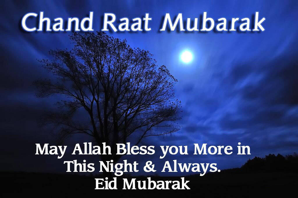 Chand Raat Mubarak Wishes 2020