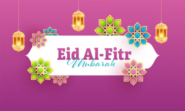 Eid Al Fitr 2020 Greetings