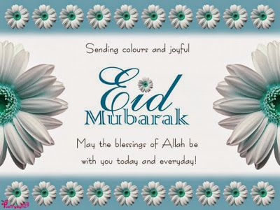 Eid Mubarak for Family