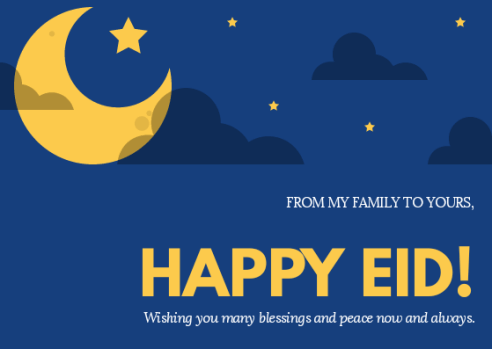 Eid Al Fitr 2020 Messages