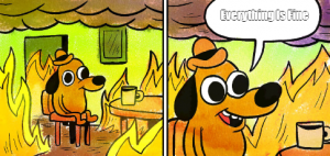 Everything Is Fine Meme